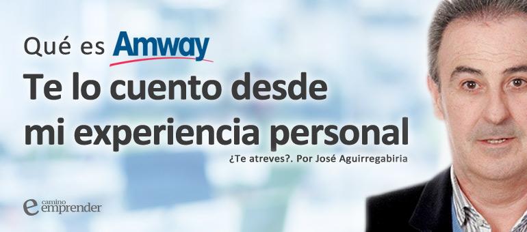 ¿Qué es Amway?