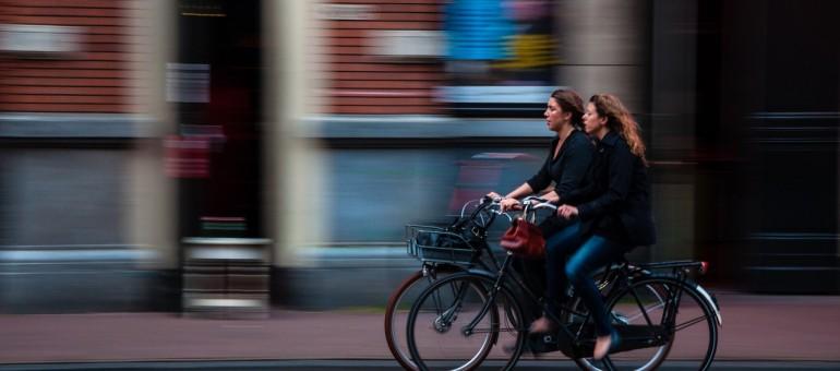 Este negocio es como andar en bicicleta